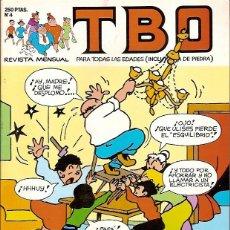 Tebeos: REVISTA Nº 4 TBO EDICIONES B. Lote 54906841