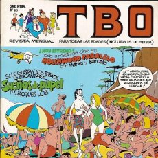Tebeos: REVISTA Nº 18 TBO EDICIONES B. Lote 54906917