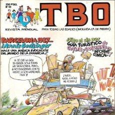 Tebeos: REVISTA Nº 19 TBO EDICIONES B. Lote 54906948