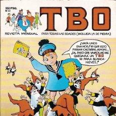 Tebeos: REVISTA Nº 22 TBO EDICIONES B. Lote 54907195