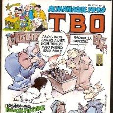Tebeos: REVISTA Nº 23 TBO EDICIONES B. Lote 54907218