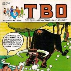 Tebeos: REVISTA Nº 30 TBO EDICIONES B. Lote 54907325