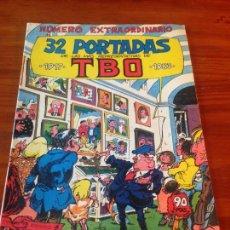 Tebeos: TBO 2000 EXTRA 32 PORTADAS REPRESENTATIVAS DE TBO Nº 137 ULTIMO. BUIGAS, ESTIVILL Y VIÑA 1983. Lote 56101970