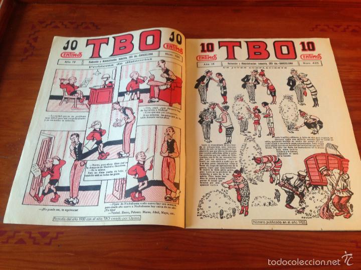 Tebeos: TBO 2000 EXTRA 32 PORTADAS REPRESENTATIVAS DE TBO Nº 137 ULTIMO. BUIGAS, ESTIVILL Y VIÑA 1983 - Foto 2 - 56101970
