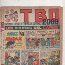 Tebeos: TBO 2000 - Nº 2030.DA. Lote 56332410