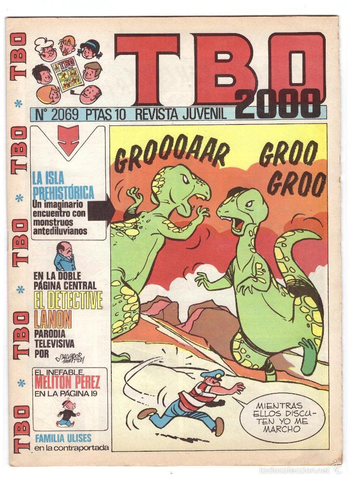 TBO Nº 2069. (Tebeos y Comics - Buigas - Otros)