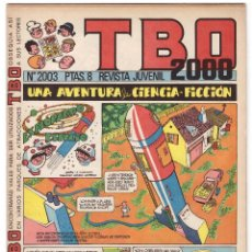 Tebeos: TBO Nº 2003.. Lote 56922742