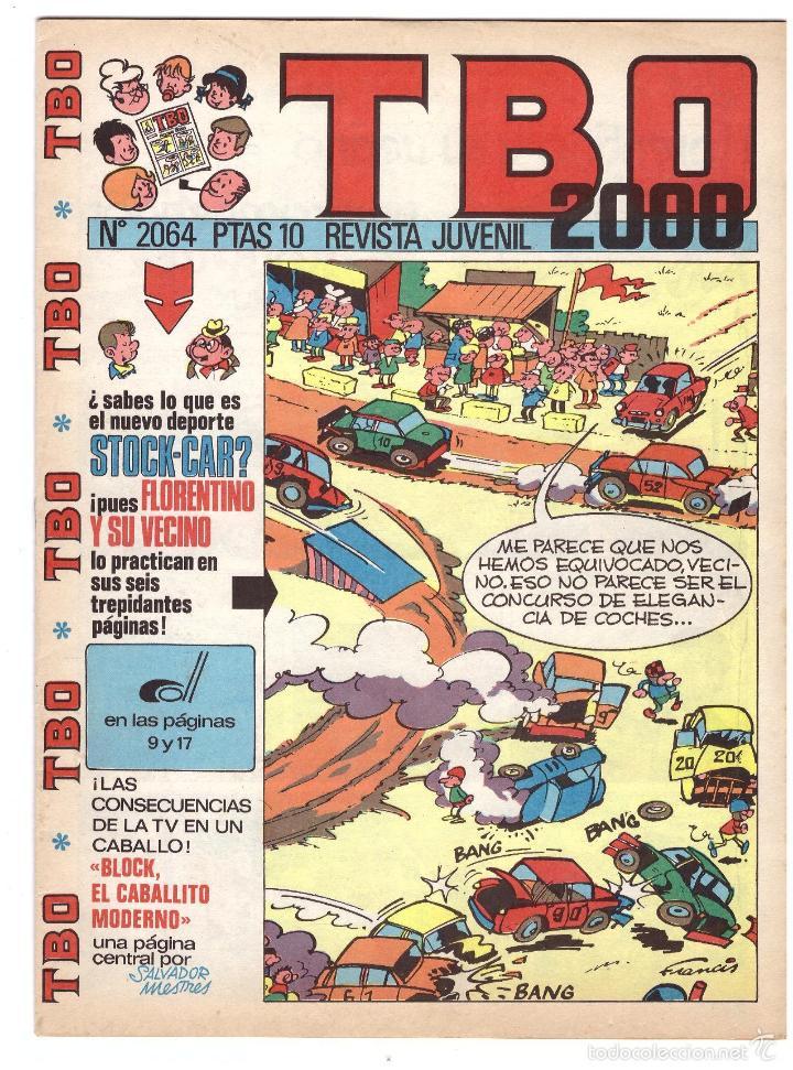 TBO Nº 2064. (Tebeos y Comics - Buigas - Otros)