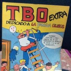 Tebeos: TBO EXTRA DEDICADO A LA FAMILIA ULISES. Lote 56563243