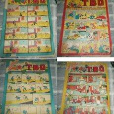 Tebeos: TBO LOTE DE 12 CUENTOS AÑOS 1972 / 1981. Lote 57301359