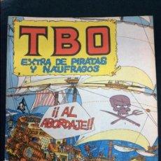 Tebeos: TBO EXTRA DE PIRATAS Y NAUFRAGOS. Lote 56563054