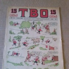 Tebeos: TBO Nº 1052 - 1ª EPOCA , ORIGINAL ,BUIGAS - TA. Lote 57669355