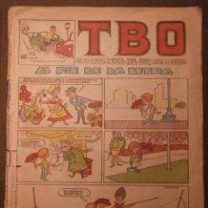 Tebeos: TBO - AÑO XLV - Nº 249 - EDITORIAL BUIGAS - REVISTA PARA TODOS - AL PIE DE LA LETRA - 1958. Lote 58475086