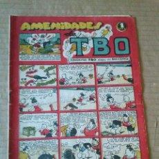 Tebeos: EDICIONES TBO Nº 24-AMENIDADES - BUIGAS ORIGINAL - 1943-1952 1 PTA . ES. Lote 58495480