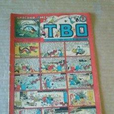 Tebeos: EDICIONES TBO Nº 30- CUADERNO AMENO -1942 1953- ORIGINAL ,1PTA - BUIGAS- TA . Lote 58569887