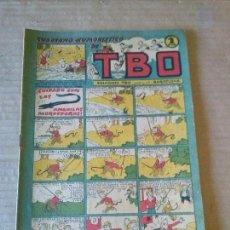 Tebeos: EDICIONES TBO Nº 31- CUADERNO HUMORISTICO -1942 1953- ORIGINAL ,1PTA - BUIGAS- TA . Lote 58569925