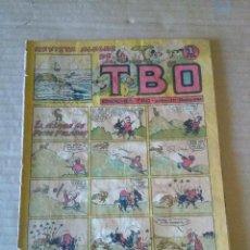 Tebeos: EDICIONES TBO Nº 32- REVISTA ALEGRE -1942 1953- ORIGINAL ,1PTA - BUIGAS- TA. Lote 58569981