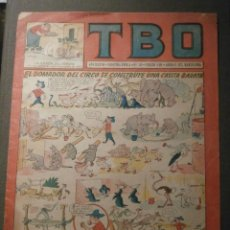 Tebeos: TBO - AÑO XXXVII - SEGUNDA EPOCA - Nº 35 - PRECIO 1,30 - . Lote 58645029