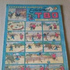 Tebeos: EDICIONES TBO ,CUADERNO DIVERTIDO Nº 64- BUIGAS , ORIGINAL -1,20 PTAS ,. Lote 61405267