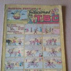 Tebeos: EDICIONES TBO ,ALBUM FESTIVO Nº 65- BUIGAS , ORIGINAL -1,20 PTAS , . Lote 61405327