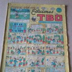 Tebeos: EDICIONES TBO , ALBUM COMICO Nº 68- BUIGAS , ORIGINAL -1,20 PTAS , . Lote 61405455