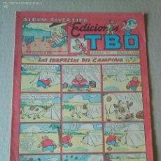 Tebeos: EDICIONES TBO , ALBUM DIVERTIDO Nº 69- BUIGAS , ORIGINAL -1,20 PTAS , . Lote 61405495
