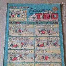 Tebeos: EDICIONES TBO ,HOJAS COMICAS Nº 70 - BUIGAS , ORIGINAL -1,20 PTAS ,. Lote 61405551
