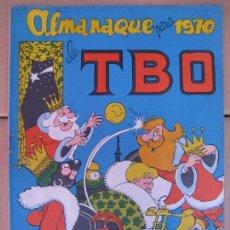 Tebeos - TBO ALMANAQUE 1970 - 61465435