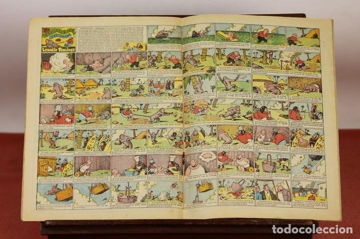 Tebeos: 7989 - EDICIONES TBO. APAISADO EN GRAPA. 96 EJEM(VER DESCRIPCIÓN). EDIC. BAGUÑA. 1928/1981. - Foto 10 - 61551936