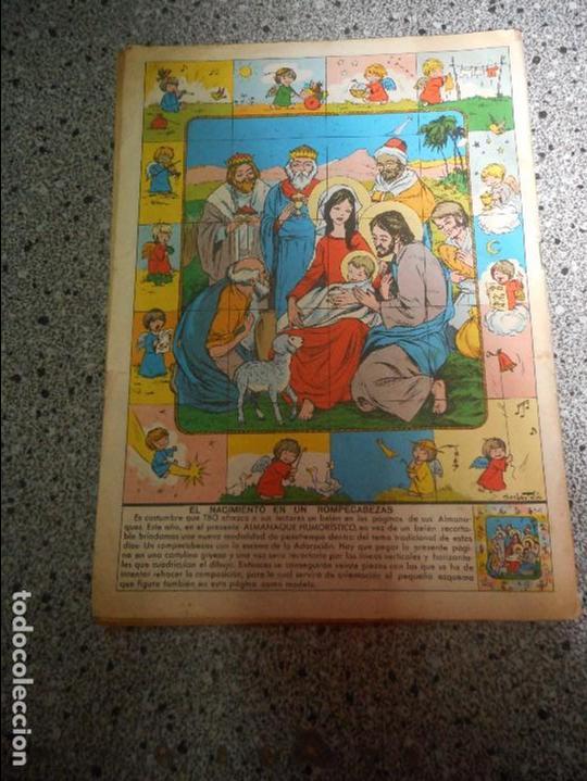 Tebeos: almanaque humoristico - Foto 2 - 62531940
