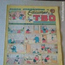 Tebeos: EDICIONES TBO , Nº 73 , ALBUM HUMORISTICO-, BUIGAS, - ORIGINAL DE 1,20 PTS. . Lote 62906684