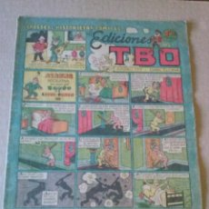 Tebeos: EDICIONES TBO , Nº 74- CHISTES E HISTORIETAS COMICAS -, BUIGAS, - ORIGINAL DE 1,20 PTS. . Lote 62906884