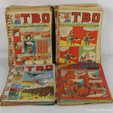 Tebeos: 5053- COLECCION DE 178 TBO. EDIT. BUIGAS. VARIAS EPOCAS. BUEN ESTADO. 1950/1980.. Lote 44268452