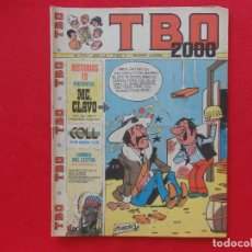 BDs: TBO 2000. Nº. 2210. 15 PTS. ORIGINAL 1976. C-4. Lote 65018483