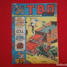 BDs: TBO 2000. Nº. 2220. 15 PTS. ORIGINAL 1977. C-4. Lote 65438858
