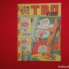 BDs: TBO 2000. Nº. 2258. 20 PTS. ORIGINAL 1977. C-4. Lote 65516890