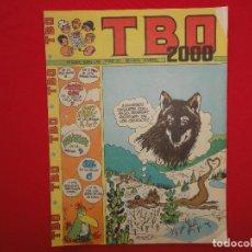 BDs: TBO 2000. Nº. 2264. 20 PTS. ORIGINAL 1977. C-4. Lote 65532258