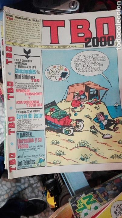 TBO 2092 (Tebeos y Comics - Buigas - TBO)