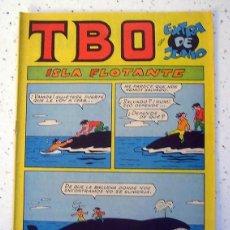 Livros de Banda Desenhada: REVISTA JUVENIL . TBO . EXTRA DE JUNIO 1981 . BUIGAS -ESTIVILL Y VIÑA. Lote 67844349