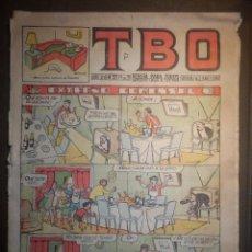 Tebeos: TBO - REVISTA PARA TODOS - AÑO XLVII - Nº 322 - 3 PESETAS - UN CASO ASOMBROSO - AÑO 1958 -. Lote 74654643