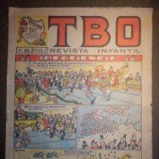 Tebeos: TBO - REVISTA PARA TODOS - Nº 503 - 4 PESETAS - IIMPACIENCIA - AÑO 1967 -. Lote 74655395