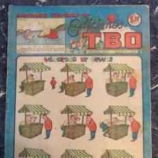 Tebeos: EDICIONES TBO, AMENIDADES CHISTOSAS, VENDEDOR DE PEINES. Lote 76603115