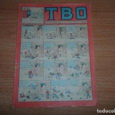 Livros de Banda Desenhada: TBO 2 ª EPOCA - Nº 89 EDITORIAL BUIGAS 1952 . Lote 79077845