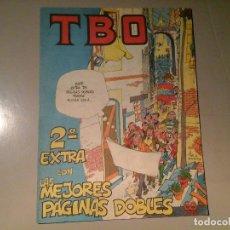 Tebeos: TBO. 2º EXTRA CON LAS MEJORES PÁGINAS DOBLES. EDICIONES TBO. 3 - 79.. Lote 79575825