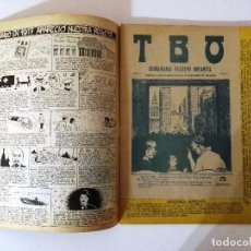 Tebeos: NUMERO EXTRAORDINARIO TBO 60 AÑOS DE TBO CON FACSIMILES. Lote 144288469