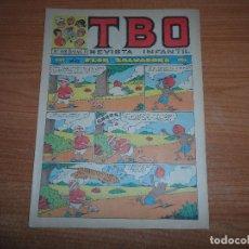 Livros de Banda Desenhada: TBO 2 ª EPOCA - Nº 540 EDITORIAL BUIGAS 1952 . Lote 83619292