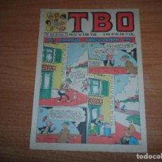 Livros de Banda Desenhada: TBO 2 ª EPOCA - Nº 535 EDITORIAL BUIGAS 1952 . Lote 83619340