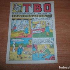 Livros de Banda Desenhada: TBO 2 ª EPOCA - Nº 522 EDITORIAL BUIGAS 1952 . Lote 83619424