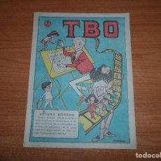 BDs: TBO 2 ª EPOCA - Nº 330 EDITORIAL BUIGAS 1952 ARTURO MORENO . Lote 83730700