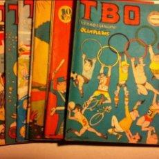 Tebeos: TBO - EXTRAORDINARIO - LOTE DE 10. Lote 86648488